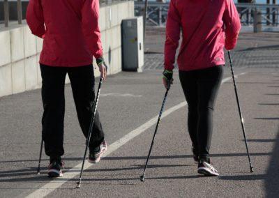 Nordic walking: Stačí vám je správné hole a můžete vyrazit