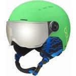 Lyžařská a snowboardová helma Bollé Quiz Visor Jr 20/21
