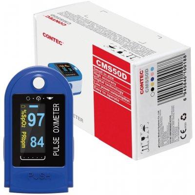 Oxymetr Pulsní oxymetr Contec CMS50D