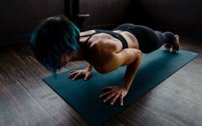 Zapojte střed svého těla a zlepšete tím své zdraví