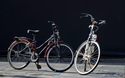 Jak seřídit brzdy na kole