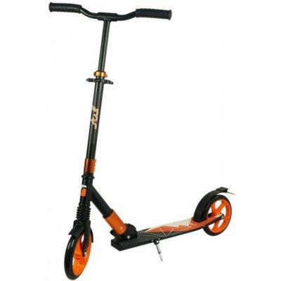 Koloběžka STUF Big Wheel oranžová
