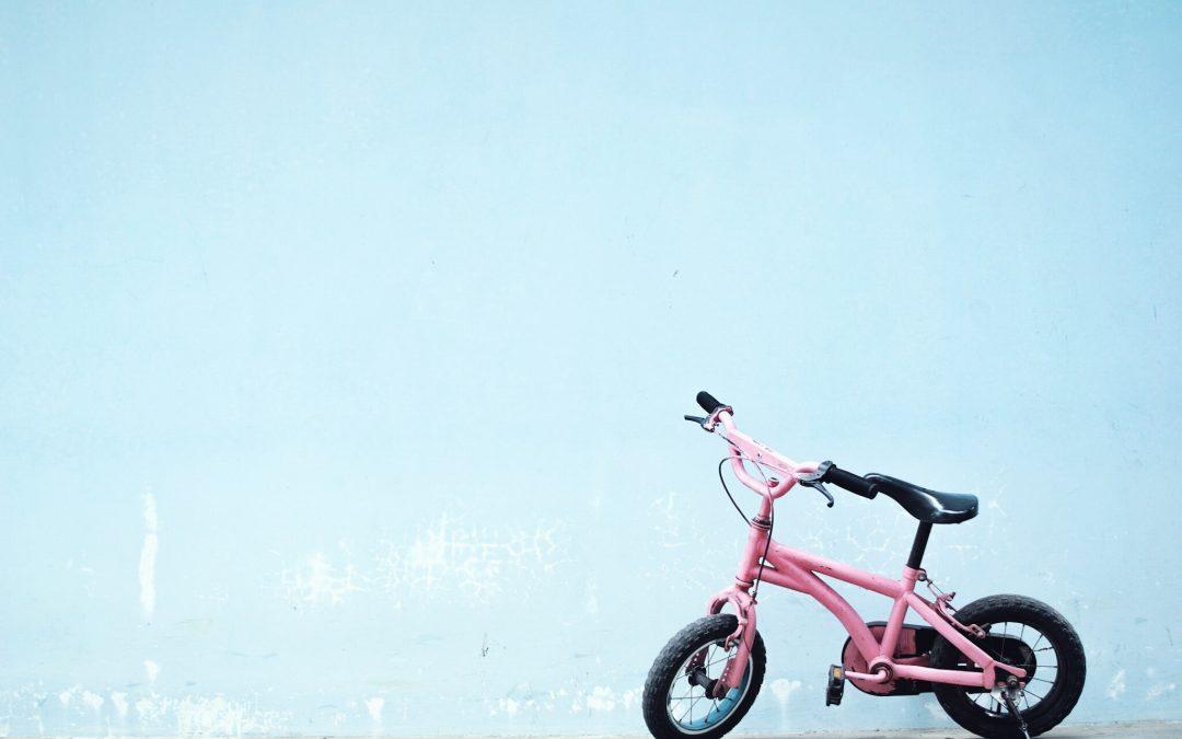 Jak vybrat kolo pro dítě