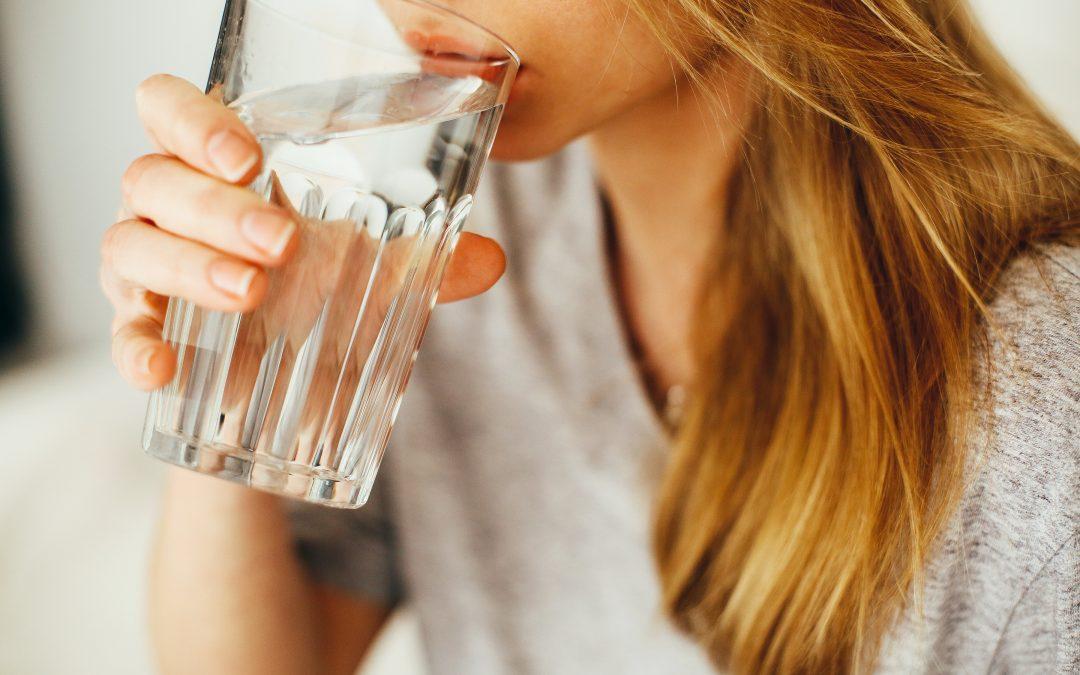 Efektivní metody hydratace těla